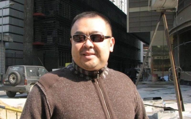 Kim Jong-nam saat di Makau. (Foto: Telegraph)