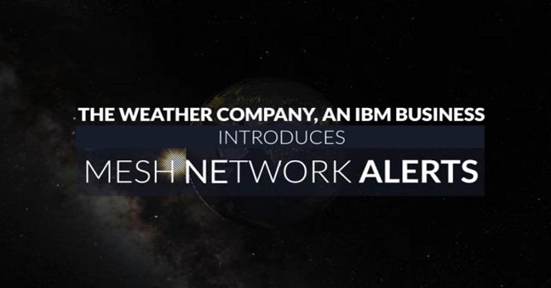 Saingi Developer, IBM Bakal Usung Aplikasi Cuaca