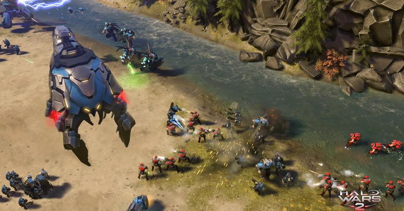 Game Halo Wars 2 Bisa Dimainkan di Xbox One & PC
