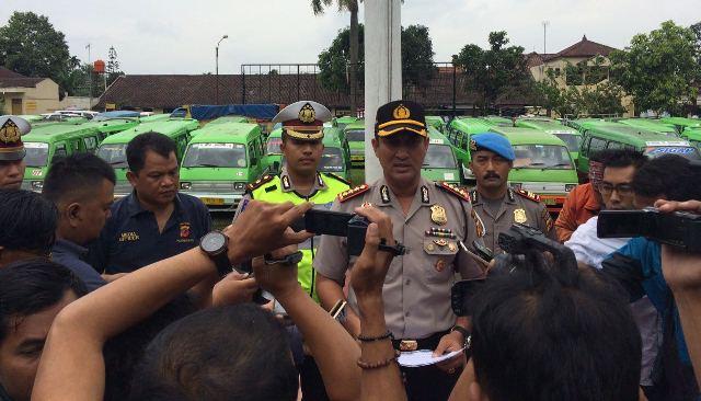 Kapolres Bogor Kota Kombes Suyudi (Foto: Putra R)
