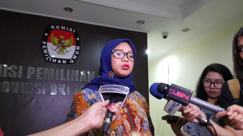 Pilkada DKI Putaran Pertama, KPU Kantongi 300 Aduan Masyarakat