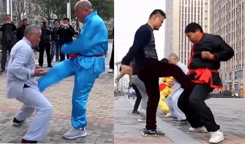 VIDEO: Wow! Alat Vital Kakek Asal China Ini Sekuat Baja