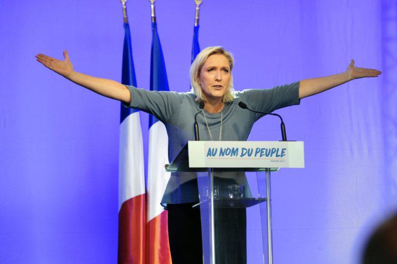 Marine Le Pen. (Foto: Getty Images)