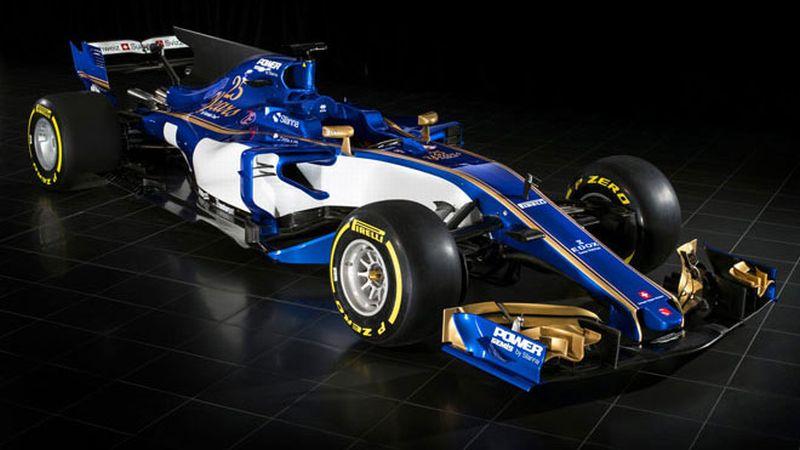 Berganti Investor, Sauber Tampilkan Mobil Terbaru di Gelaran F1 2017
