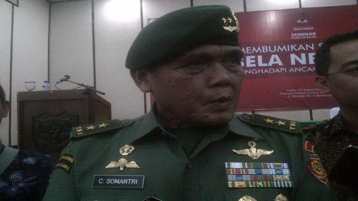 Mayjen TNI Cucu Sumantri (Ist)