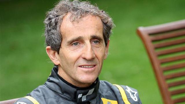Prost Resmi Jadi Penasihat Tim Renault di F1 2017