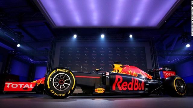 Bos Red Bull Berharap Banyak kepada Mesin Renault