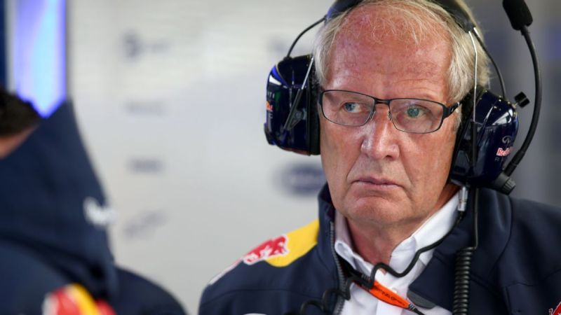 Sambut F1 2017, Helmut Marko: Carlos Sainz Jadi Pembalap Cadangan Red Bull