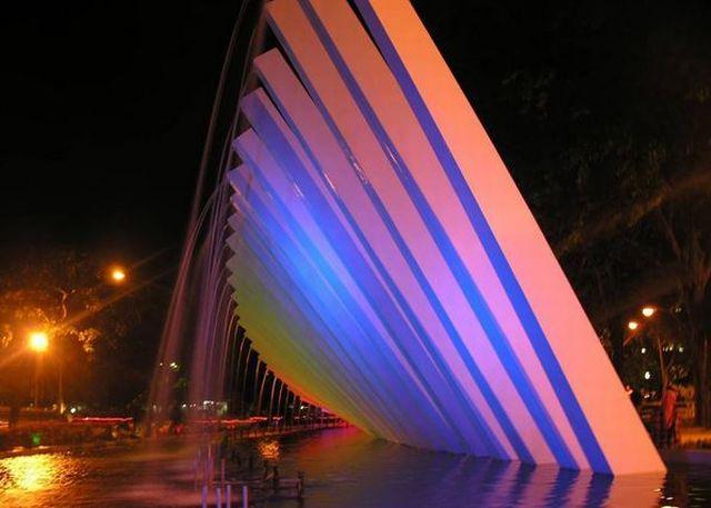 Wisata Kota Metropolitan