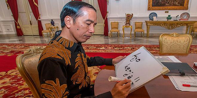 Saat Jokowi Diundang Pernikahan Gaib Nyai Roro Kidul Okezone News
