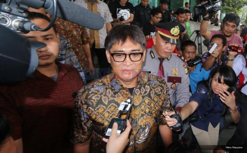 Choel Bakal Seret Bendum PDIP ke Pusara Kasus Hambalang