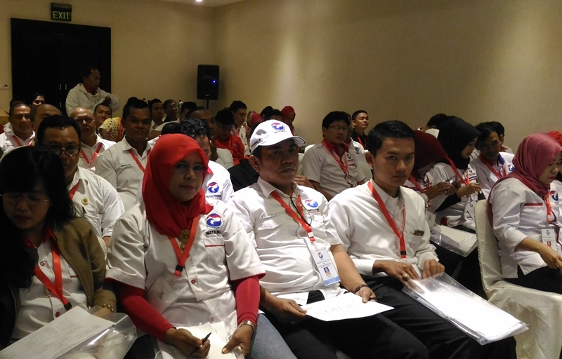 Perindo Akan Helat Program ToT dan LKD di Semua Wilayah Sumatera Selatan