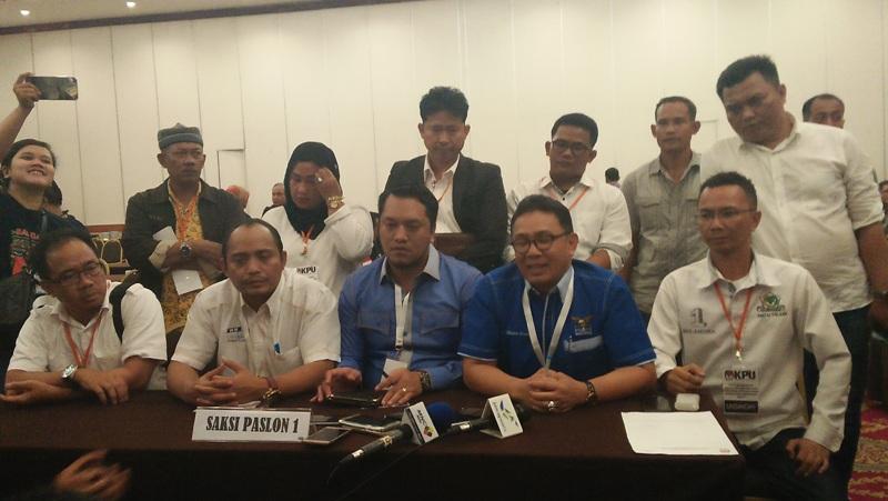 Pengacara Wahidin: Rano-Embay Tak Bisa Gugat Hasil Pilgub Banten ke MK