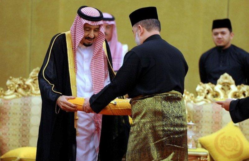 Pernyataan Mengejutkan Raja Salman di Malaysia