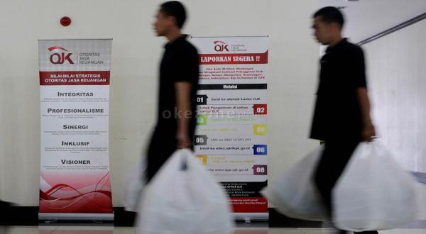 Pansel DK OJK Banyak Jegal Politisi di Tengah Jalan