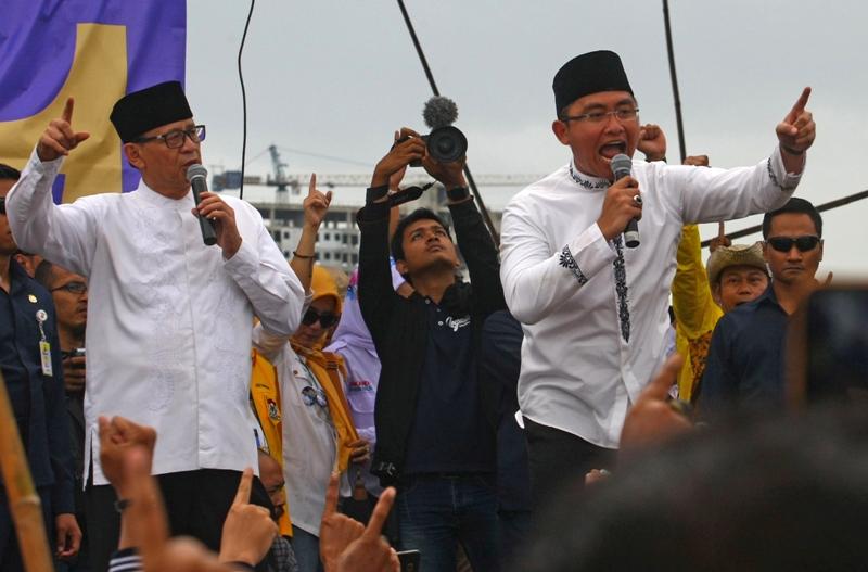 Wahidin-Andika Jawara Pilgub Banten, Si Doel Harus Iklas Terima Kekalahan