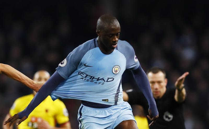 Yaya Toure Soccerway