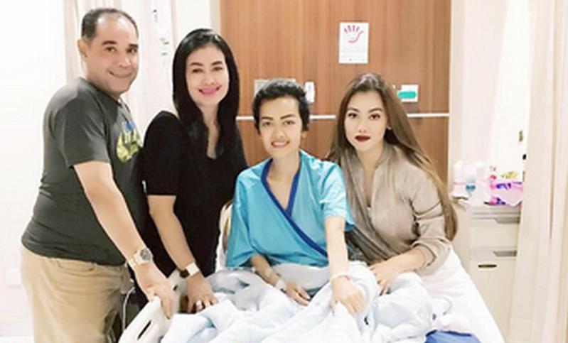 Perjuangan Julia Perez Melawan Penyakit Kanker Serviks ...
