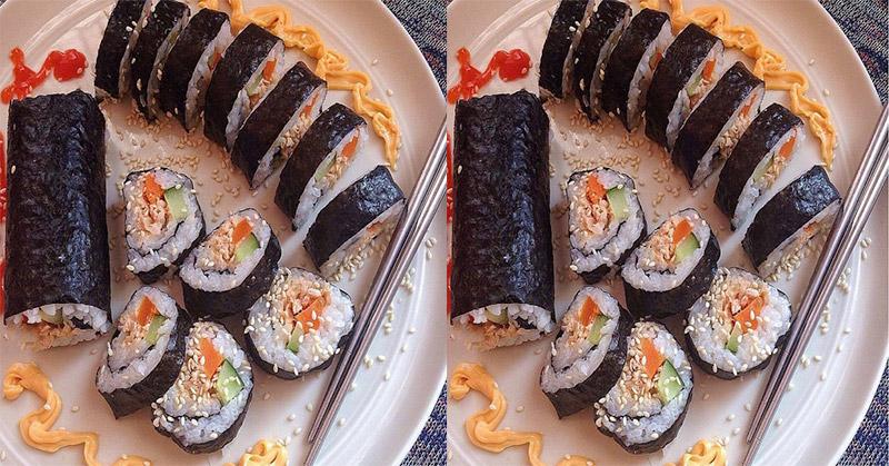 Resep Pilihan Sedap Mantap Sushi Tuna Rumahan Yang Mudah Dibuat Okezone Lifestyle