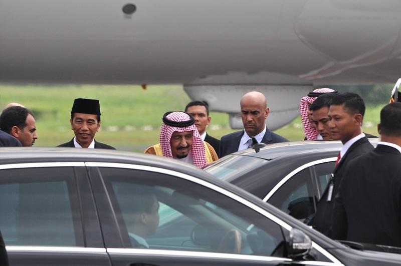 Jamu Raja Salman, Jokowi: Hubungan IndonesiaArab Saudi