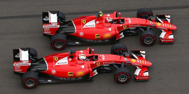 Ini Dia Penyebab Utama Merosotnya Ferrari di Formula One