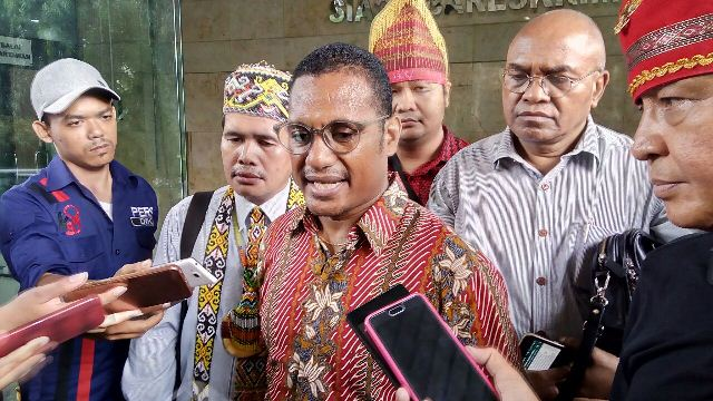 Pendeta Max Diperiksa Bareskrim Terkait Dugaan Provokasi Habib Rizieq