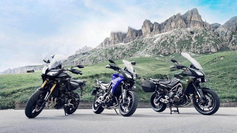 Yamaha Siapkan Penantang BMW GS