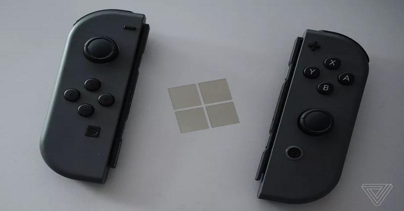 Controller Nintendo Switch Dapat Tersambung dengan PC