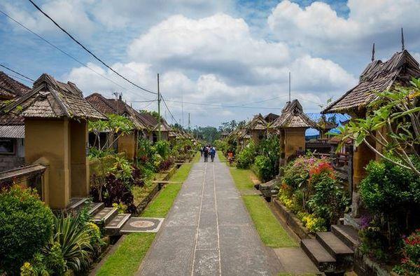 Merasakan Hidup Seperti Orang Bali Di Desa Wisata