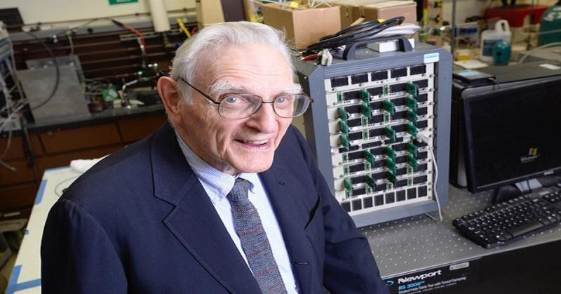 Penemu Baterai Lithium-ion Kembangkan Teknologi Baterai Kaca
