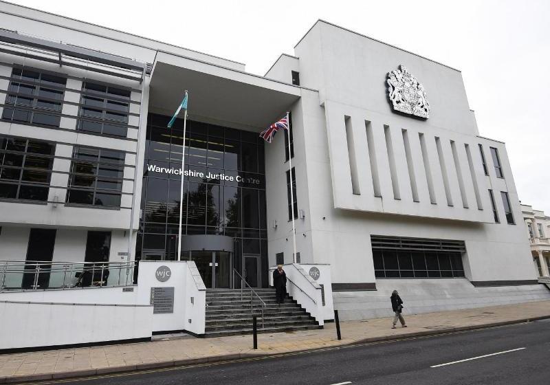 Ilustrasi. Pengadilan Tinggi Warwick di Inggris. (Foto: PA)