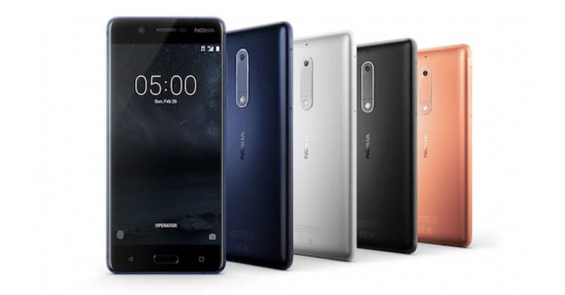 Bayangi Galaxy S8, Nokia Luncurkan Smartphone Berprosesor Snapdragon 835?
