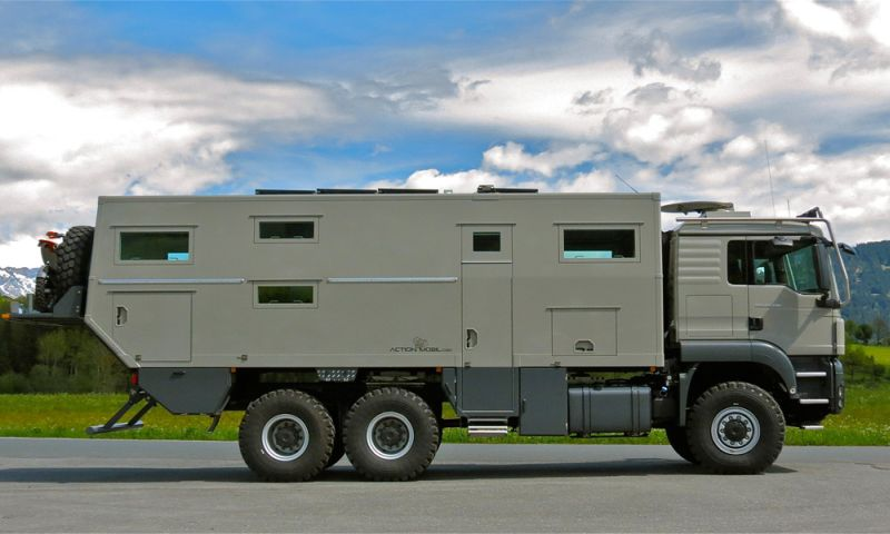 Ini bukan truk militer melainkan rumah berjalan okezone news https img ookeinfo content 2017 03 10 15 1639958 ini altavistaventures Image collections