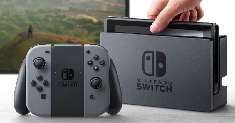 Ternyata Nintendo Simpan Pesan Khusus di Switch Pro Controller