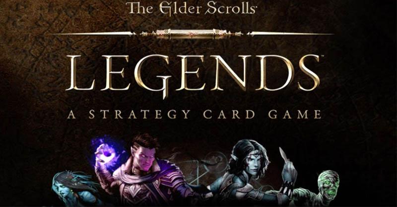 'The Elder Scrolls: Legends' Segera Sambangi Smartphone dan Tablet