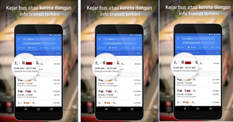 Tips Menambahkan Banyak Tujuan di Google Maps