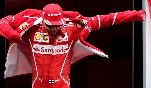 Jadi yang Tercepat di Sesi Uji Coba Kedua Barcelona, Raikkonen: Saya Pede dengan Mobil Baru Saya!