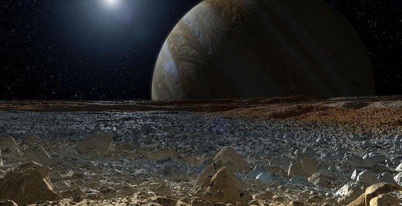 Misi Jupiter NASA Terbaru Dinamai Europa Clipper
