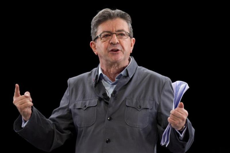 Capres Prancis Jean-Luc Melenchon Klaim Didukung 500 Pejabat