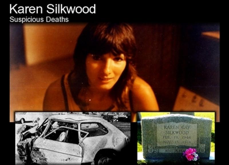 Karen Silkwood, meninggal secara misterius karena mengungkapkan aib perusahaan. (Foto: The Paranormal Guide)