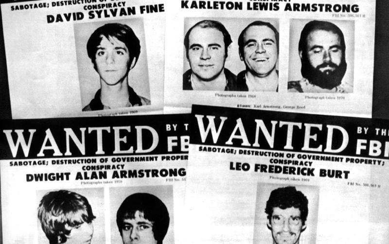 Ilustrasi. Penjahat berbahaya dalam daftar pencarian FBI. (Foto: JS Online)