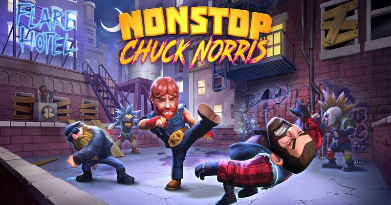 Chuck Norris Akhirnya Punya Mobile Game Sendiri