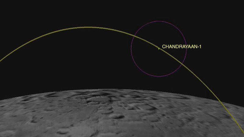 NASA Temukan Orbit India yang Hilang