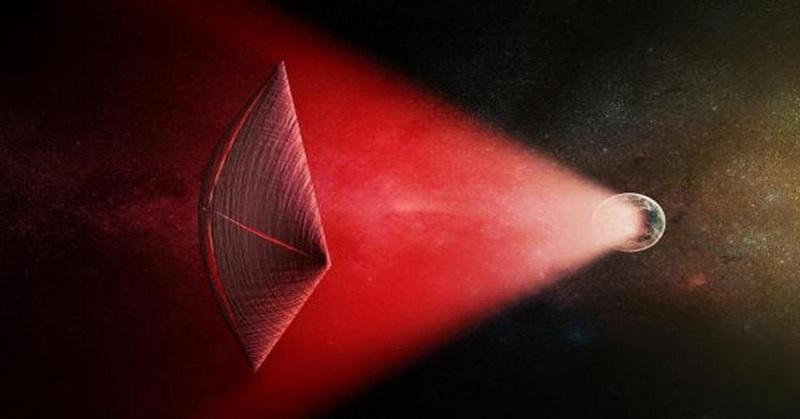 Kilatan Misterius di Galaksi yang Jauh Diklaim Pesawat Alien