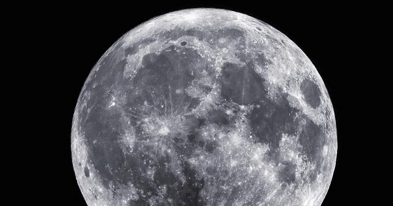 Alquran dan Sains Jelaskan Bulan Memantulkan Cahaya Matahari