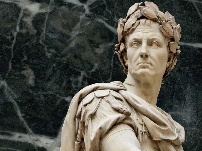 Ilustrasi. Julius Caesar. (Foto: The Famous People)