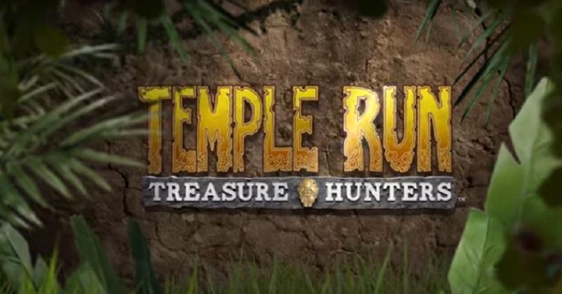 TOP TECHNO: Android dan iOS Kedatangan Game Temple Run: Treasure Hunters