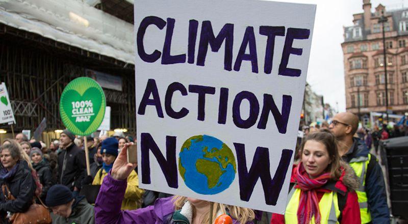Perubahan Iklim Dinilai Akibat Aktivitas Manusia
