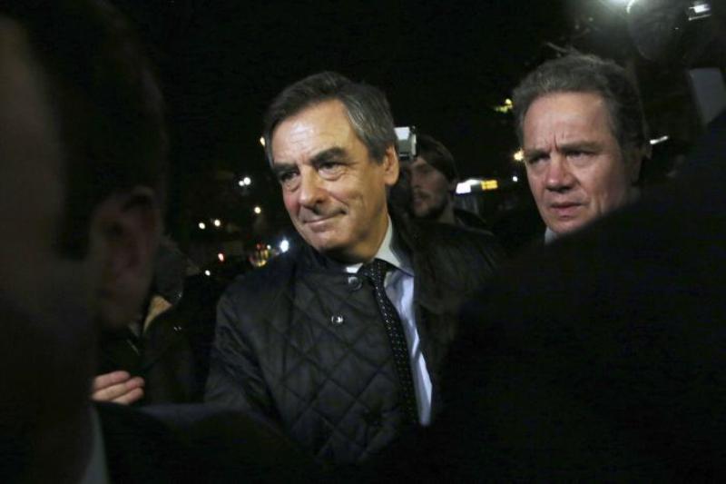 Jelang Pemilu Prancis, Capres Francois Fillon Diselidiki Polisi Atas Dugaan Korupsi