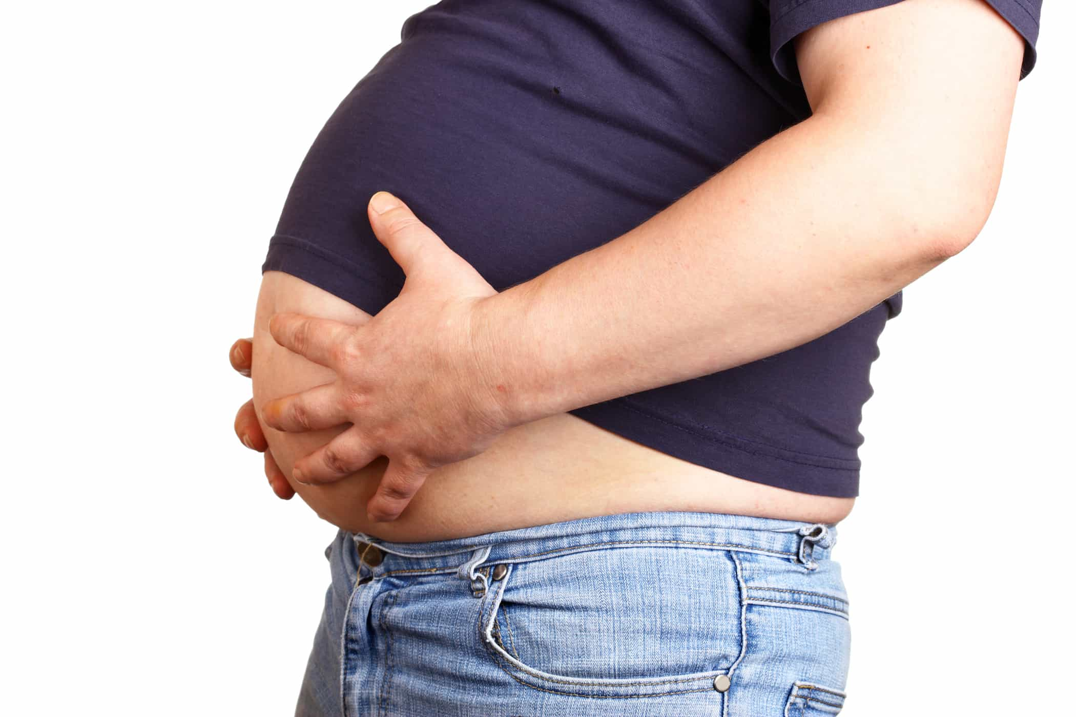 Akibatnya, orang pada usia tua lebih mudah untuk mengalami penambahan berat badan.